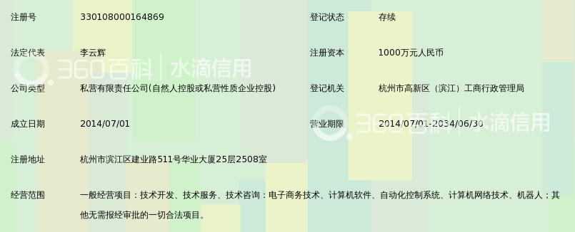 杭州格讯科技有限公司_360百科