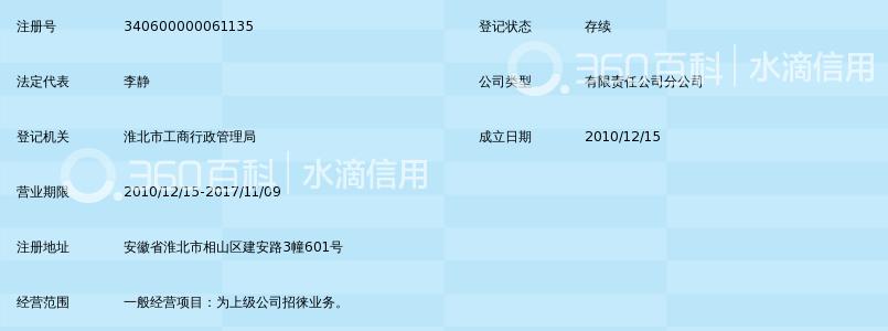 安徽皖信人力资源管理有限公司淮北分公司_3