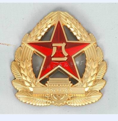 中国人民解放军军徽图片_八一军徽_360百科