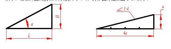 ③以c点为圆心,ab为半径画圆弧与前面所画两段圆弧相交于d,e点,即可