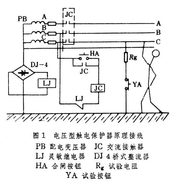 电流型触电保护器按其工作原理又可以分为单相电流互感器型和环形电流